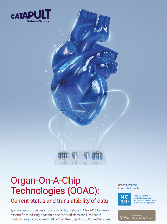 organ-on-a-chip, NAM, MPS